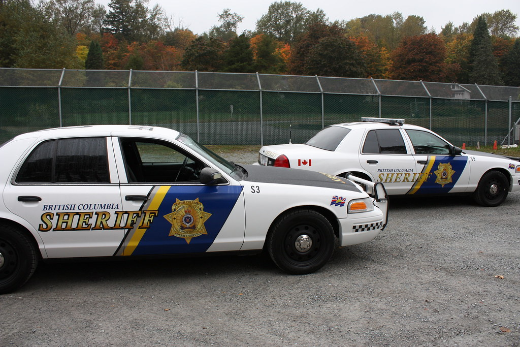 New Sheriff Cars