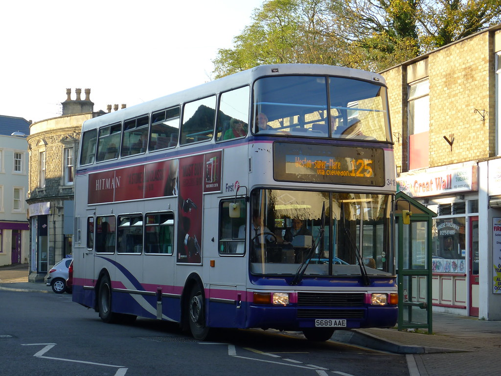 S689AAE First Somerset 34189 | Volvo Olympian OLY-50 / North… | Flickr
