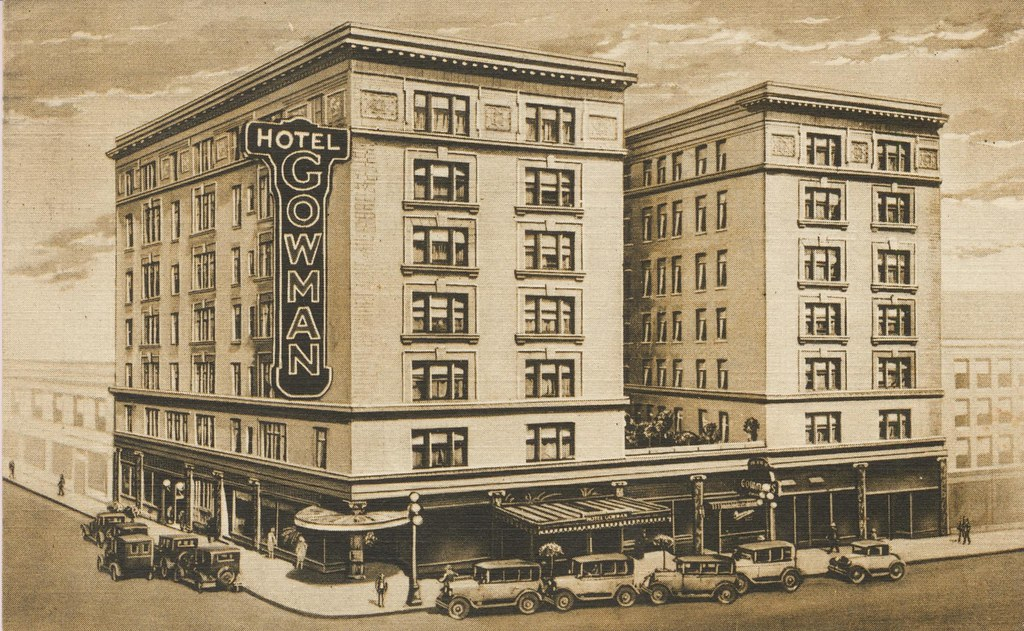 Hotel Gowan - Seattle, Washington