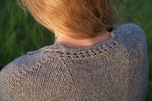 Jane Eyre Shawl from Literary Knits | by QueenieVonSugarpants