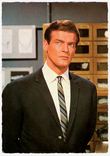The Saint, Roger Moore