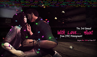 The With Love Hunt | by Keira (away from SL)