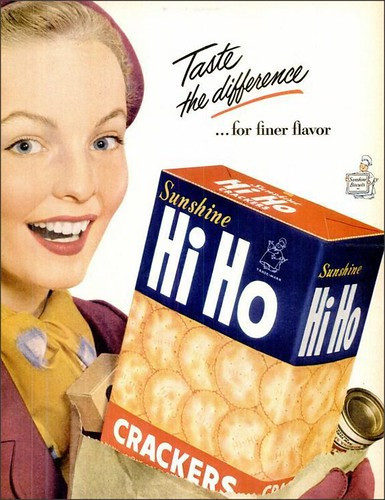 Hi Ho Crackers 1951 | by 1950sUnlimited