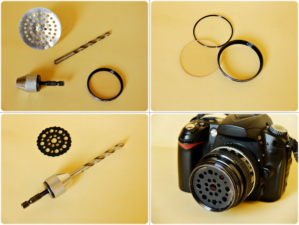 Diy Soft Focus Filter You Will Need 1 X Stainless