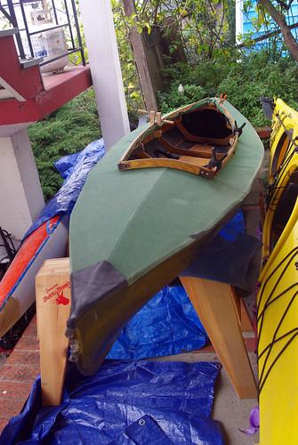 Tyne Kayak The Tyne Tandem Folding Kayak Made By Tyne