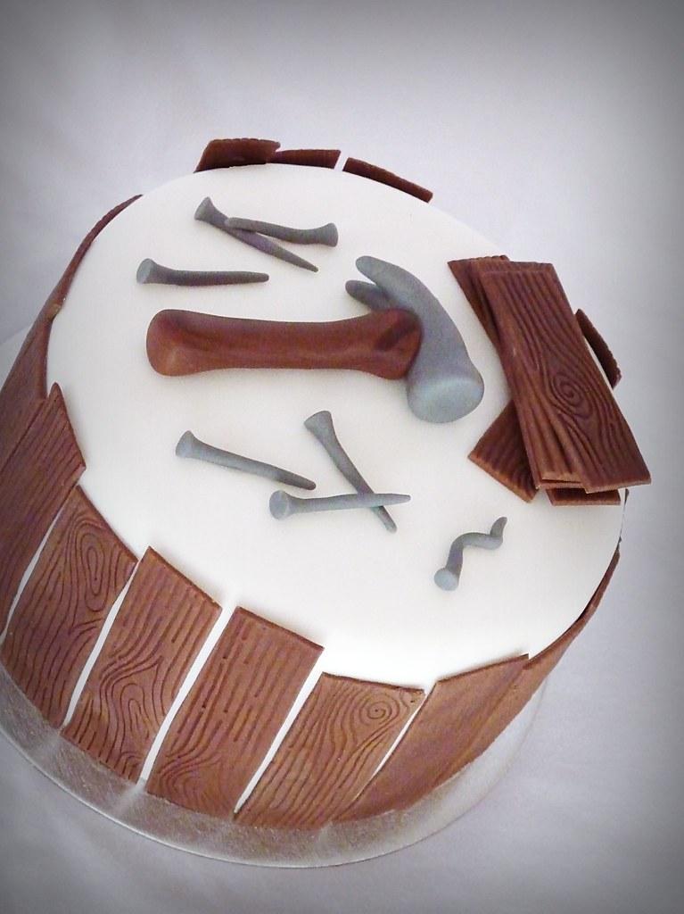 Hammer Cake Pan