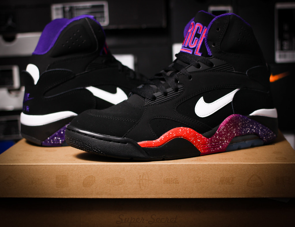... nike air force 180 mid phoenix suns by kurtis