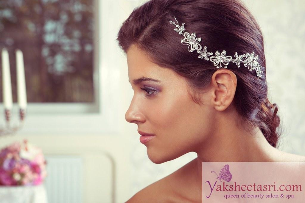 Pre Wedding Hair Trial Bridal Hair Specialist In Chennai Flickr