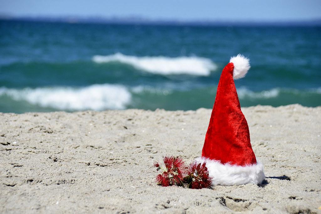 christmas on the beach by flyingkiwigirl - Christmas On The Beach
