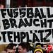 Für den Erhalt der Fankultur - Demo Dortmund