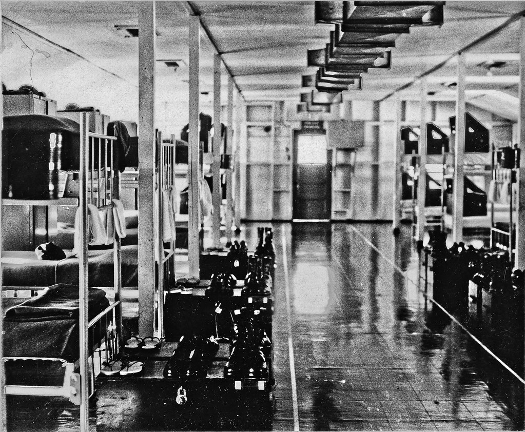 Fort Ord Basic Training Barracks Aug 1968 I Entered The