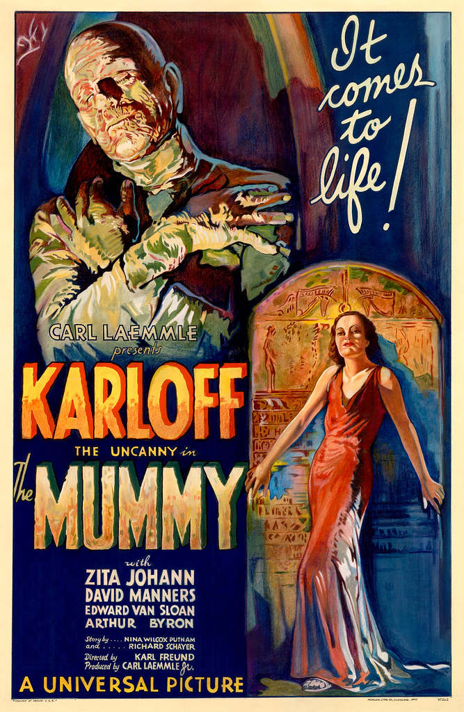 Universal's The Mummy