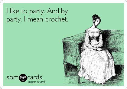 Afbeeldingsresultaat voor crochet meme