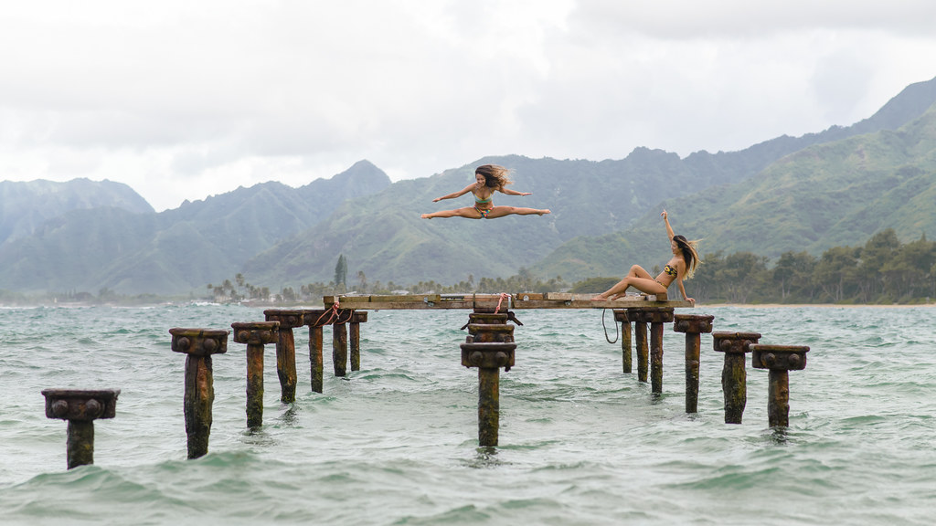 paradise jump