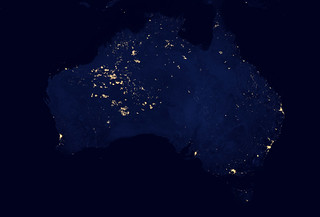 Why is Western Australia So Bright? | by NASA Goddard Photo and Video