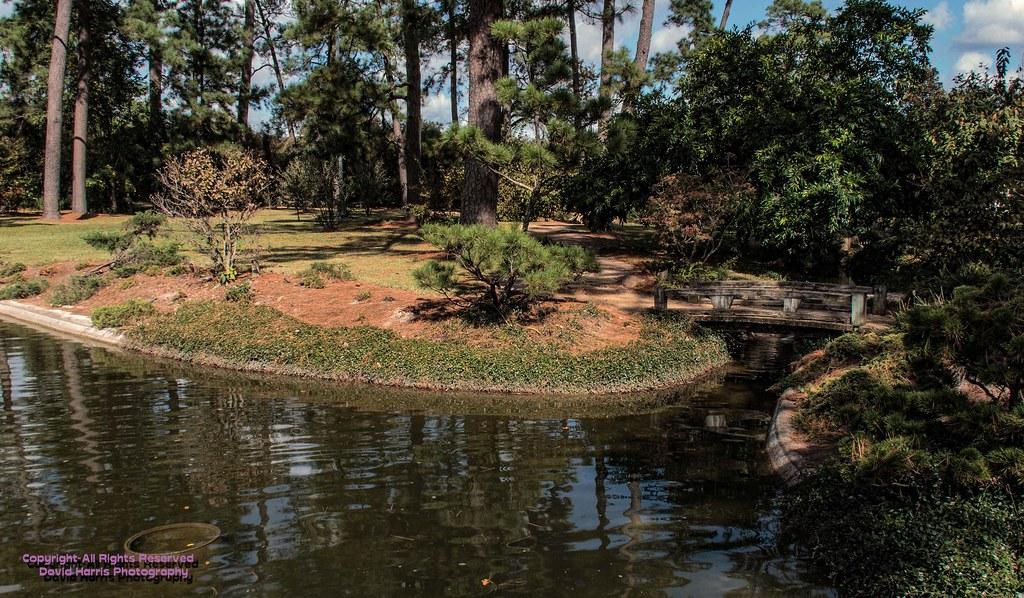 Japanese Garden Hermann Park Houston Texas Flickr