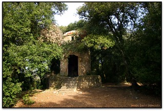 La capella del Sant Crist del Clascar