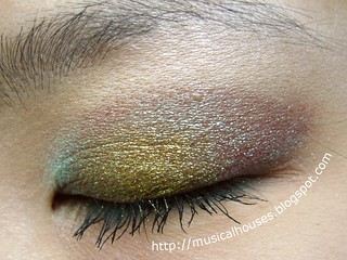 colour shifting eye look mufe holodiam 1 | by musicalhouses