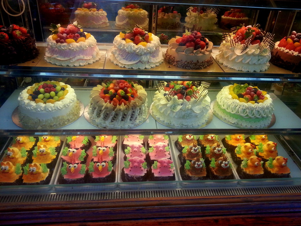 Pastry Cake Shop