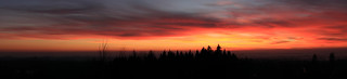 2013-01-20 - A foggy sunset from Maple Ridge | by Ken_Lord