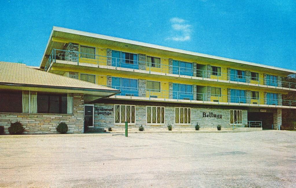 The Cardboard America Motel Archive Beltway Motel