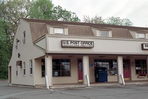 Vernon-Rockville, CT: Talcottville Station post office | by PMCC Post Office Photos