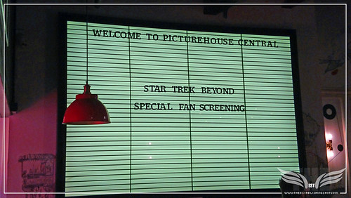 The Establishing Shot: IDRIS ELBA SUPRISES US AT A SPECIAL SCREENING OF STAR TREK BEYOND - PICTUREHOUSE CENTRAL, LONDON