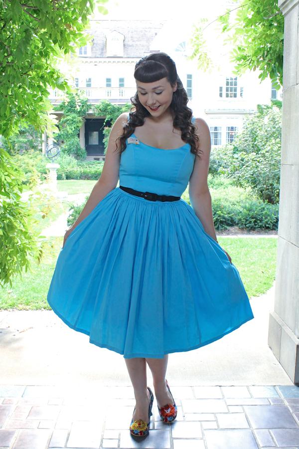 Jenny Dress Pinup Girl Clothing