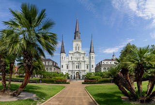 St Louis Cathedral - New Orleans | by w4nd3rl0st (InspiredinDesMoines)