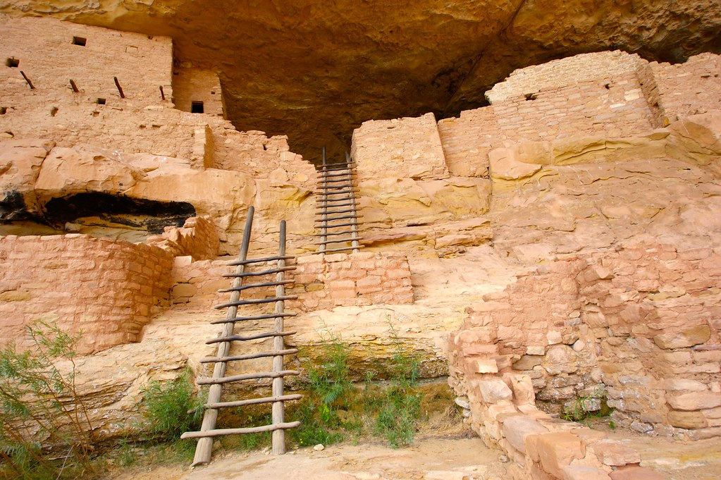 Long House Wetherill Mesa Mesa Verde National Park Colo