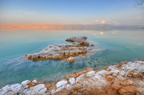 The Dead Sea, Israel | by tsaiproject