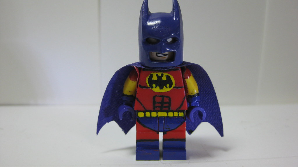 Custom Lego Batman Characters Custom Lego Batman of Zur en