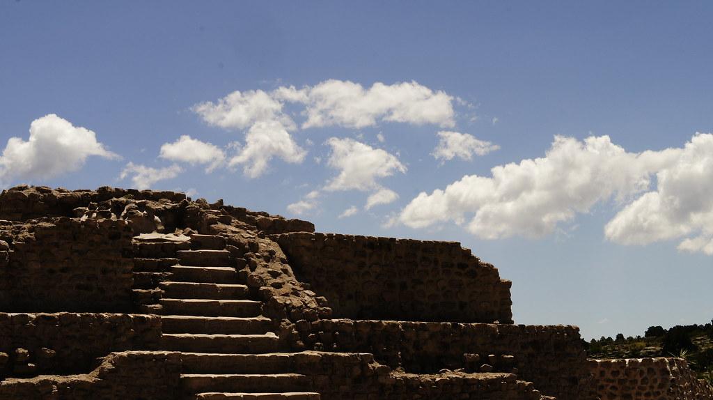 El Cóporo Zona Arqueológica Ocampo Guanajuato Marcos Guevara