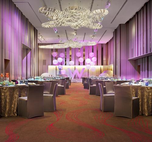 Hong Kong Wedding: W Hong Kong—GREAT Room – Wedding