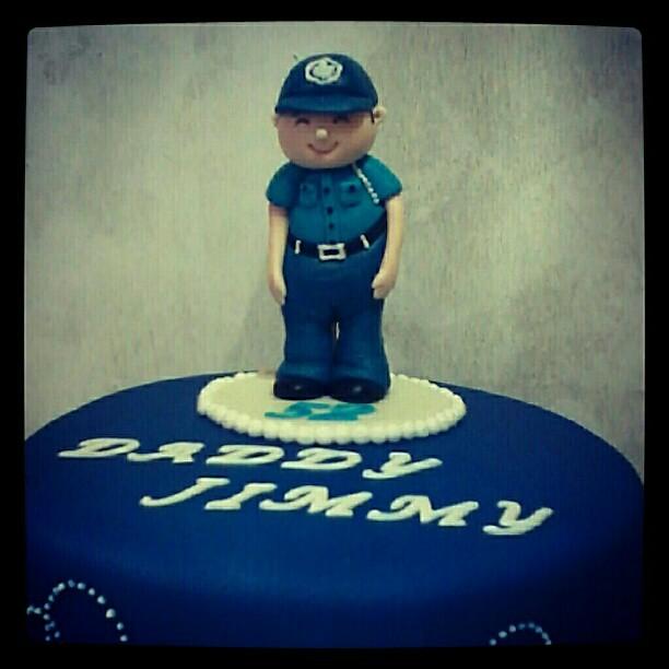 Birthday Cake Police