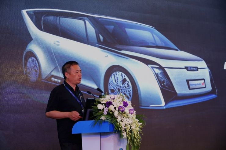 Chinese-made cars: if production of 300,000 cars, chips cost around 6000   New think tank driving