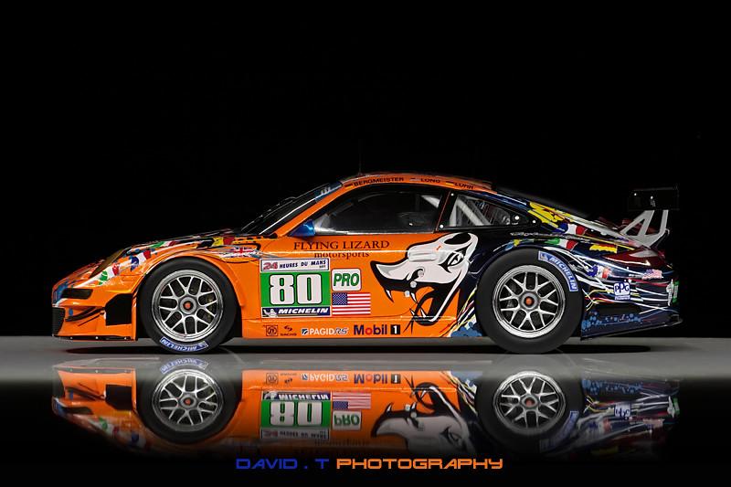 Troy Lee Design Porsche 911 997 Gt3 Rsr Flying Lizard M
