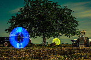 Light Painting Rural | by Rafa Gnomo