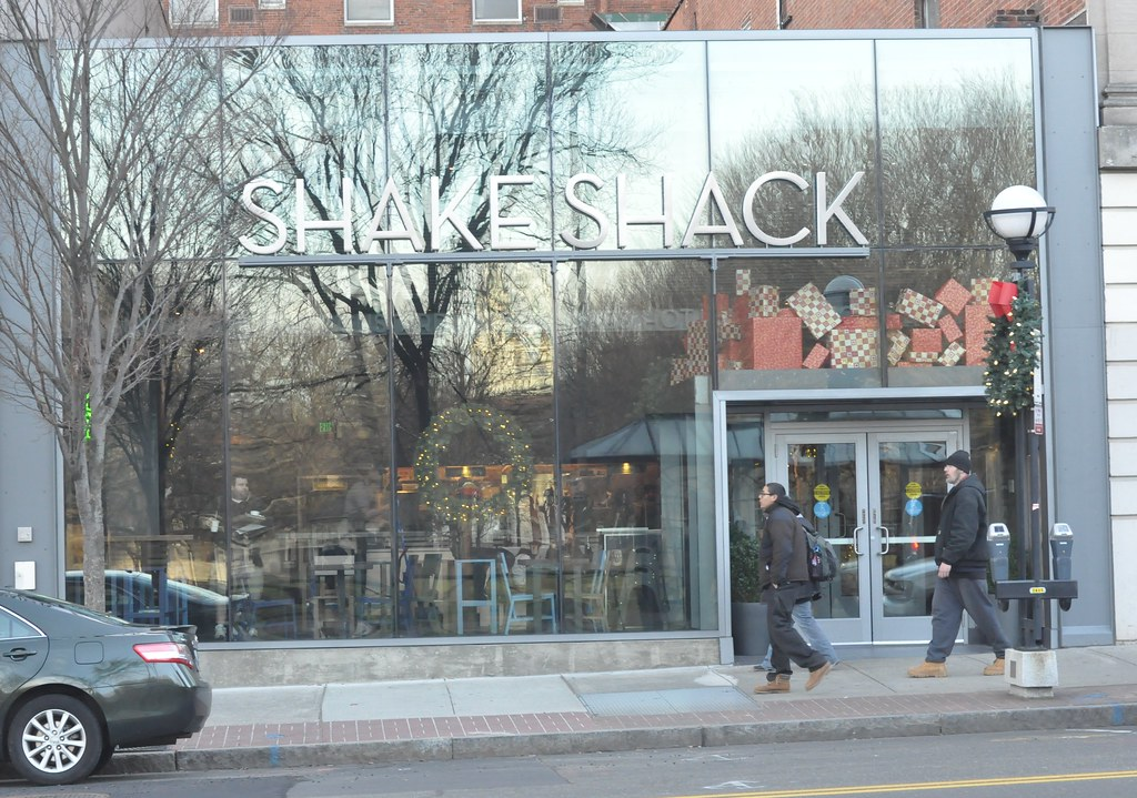 Shake Shack New Haven Shake Shack New Haven Flickr