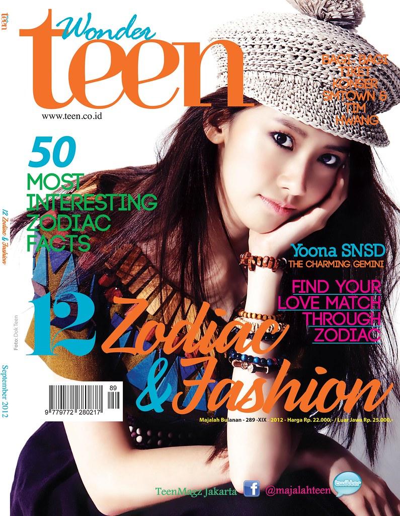 majalah teen indonesia