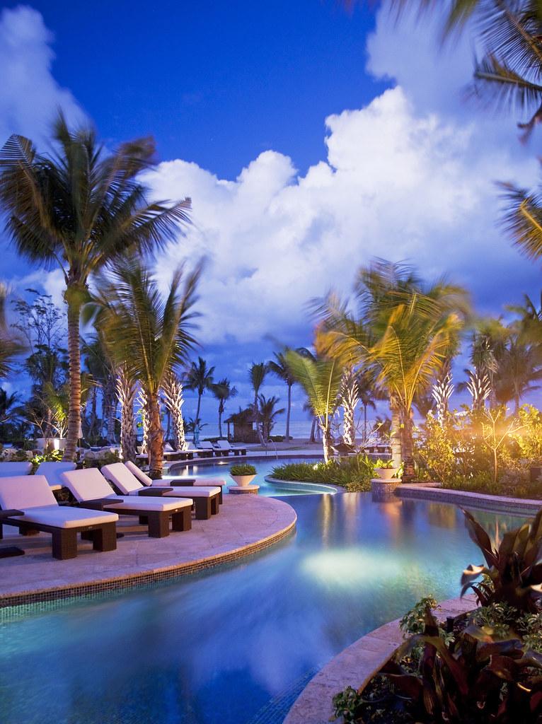 The St Regis Bahia Beach Resort Puerto Rico Pool