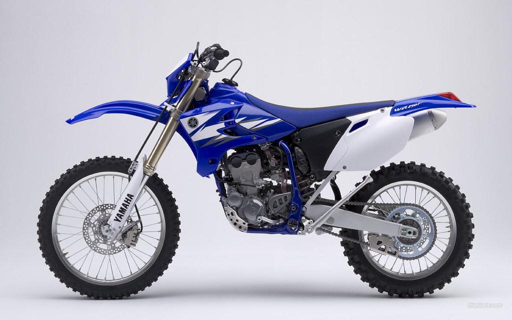 2006 Yamaha WR250F | Tony Blazier | Flickr
