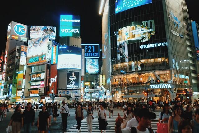 Japan - Shibuya