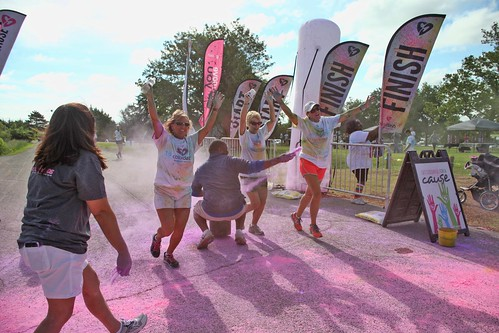 2016 Color Dash | by Geary County Convention and Visitors Bureau
