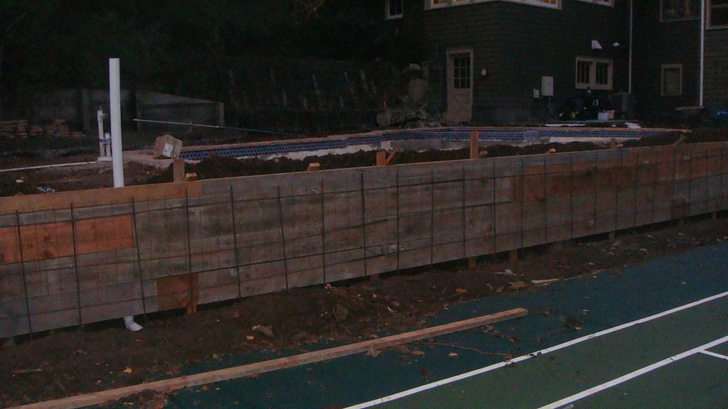 Concrete Retaining Wall Forms Novato Ca All Access 510 7