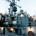 Dublin Docklands: L.É. ORLA was formally the HMS SWIFT