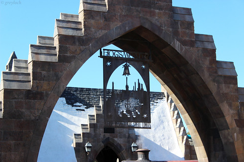 Hogsmeade entrance | by greyloch