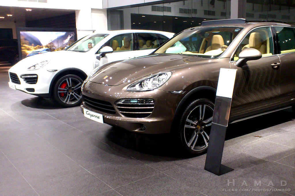 2013 Porsche Cayenne Turbo S 2013 Porsche Cayenne Turbo S Flickr