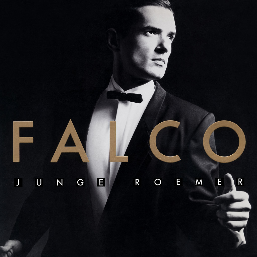 Falco Junge Roemer De Lp 1984 Gig Records 6 25800 As