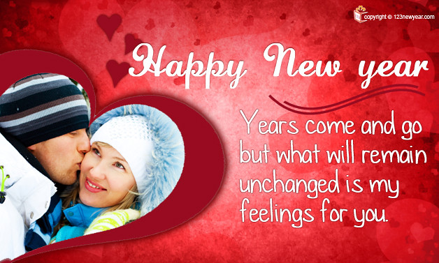 romantic new year cards by 123newyear